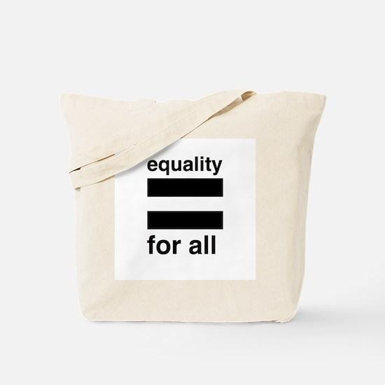 equality for all Tote Bag
