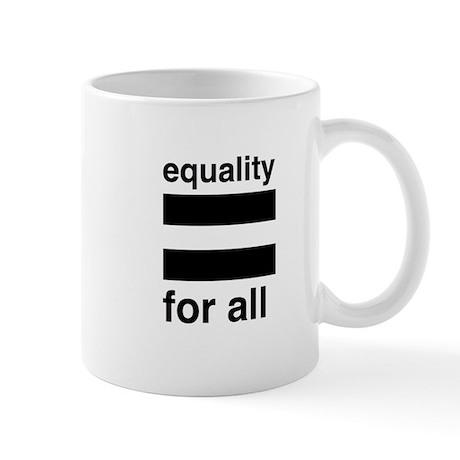 equality for all Mug