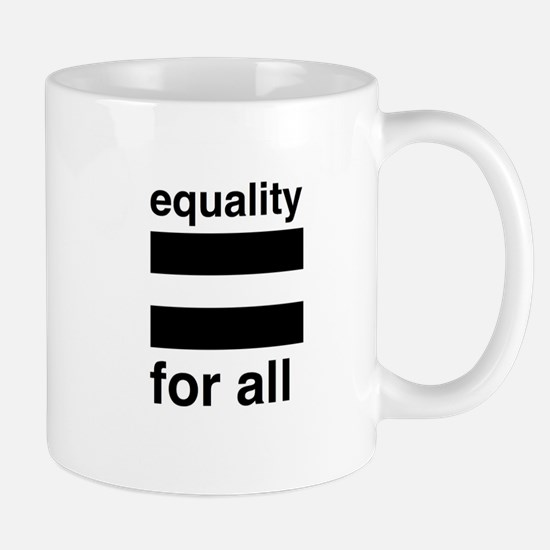equality for all Mug
