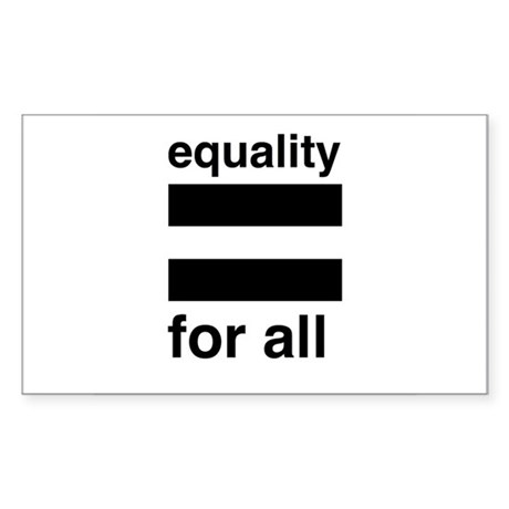 equality for all Decal by listing-store-111881087