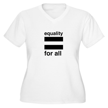 equality for all Plus Size T-Shirt