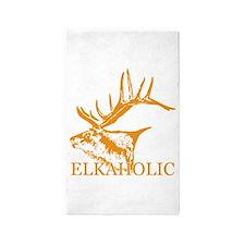 Elkaholic o 3'x5' Area Rug