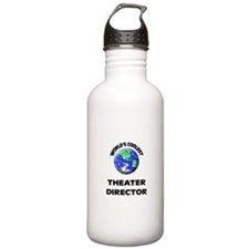 World's Coolest Theater Director Water Bottle