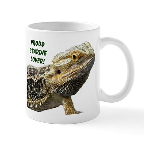 Proud Beardie Lover Mug