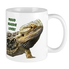 Proud Beardie Lover Mug