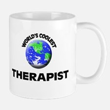 World's Coolest Therapist Mug