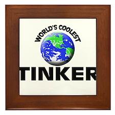 World's Coolest Tinker Framed Tile