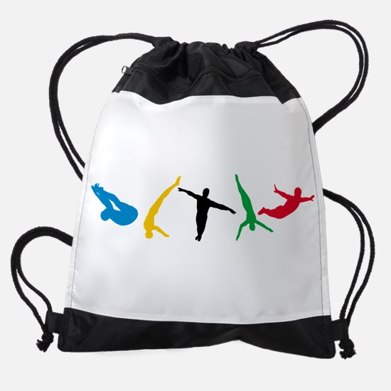 Diving Drawstring Bag