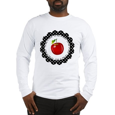 First Day of School Long Sleeve T-Shirt