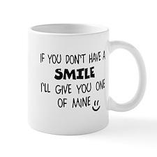 Give My SMILE - Happy Face Mug