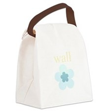 Personality_WallFlower.png Canvas Lunch Bag