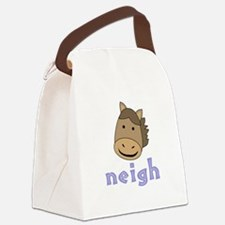 AnimalNoises_HorseNeigh.png Canvas Lunch Bag