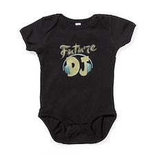 FutureDJ.png Baby Bodysuit