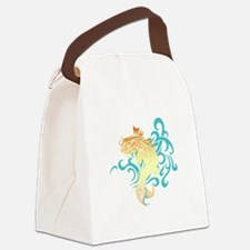 CoiFish.png Canvas Lunch Bag
