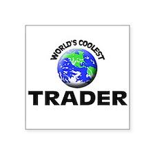 World's Coolest Trader Sticker