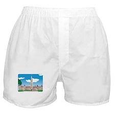 Ottawa Parliament House Boxer Shorts