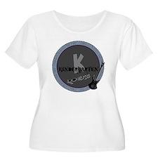Kindergarten Rocks Plus Size T-Shirt