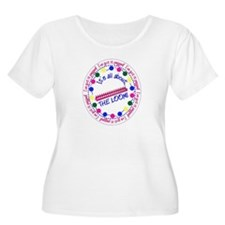 It's All About THE LOOM Plus Size T-Shirt