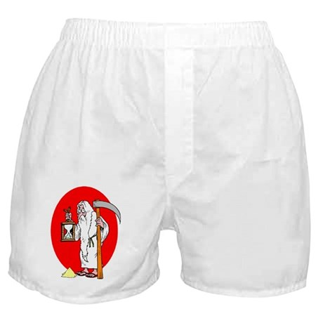 Father Time Losing Time New y Boxer Shorts
