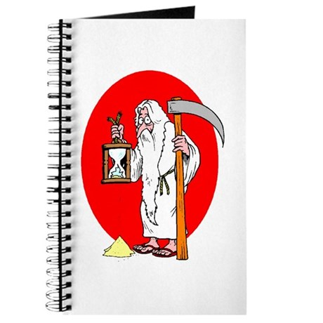 Father Time Losing Time New y Journal