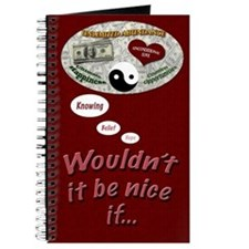 Cute Be nice Journal