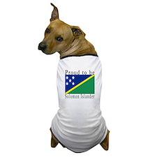Solomon Islands Dog T-Shirt