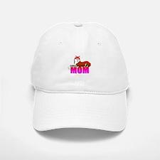 Copper Siberian Husky Mom Baseball Baseball Cap