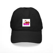 Copper Siberian Husky Mom Baseball Hat