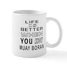 Muay Boran Martial Arts Designs Mug