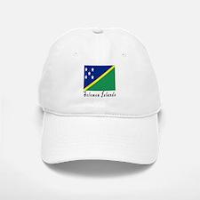 Solomon Islands Baseball Baseball Cap
