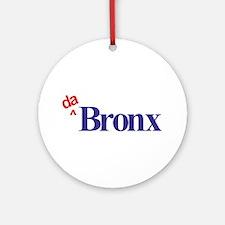 Da Bronx Ornament (Round)