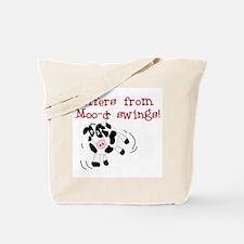 Moo-d Swings Tote Bag