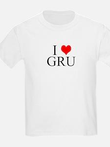 Despicable Me 3 - I Love Gru T-Shirt