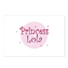 Lola Postcards (Package of 8)