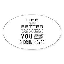 Shorinji Kempo Martial Arts Designs Decal