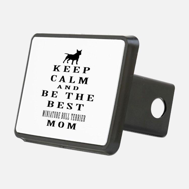 Keep Calm Miniature Bull Terrier Designs Rectangul