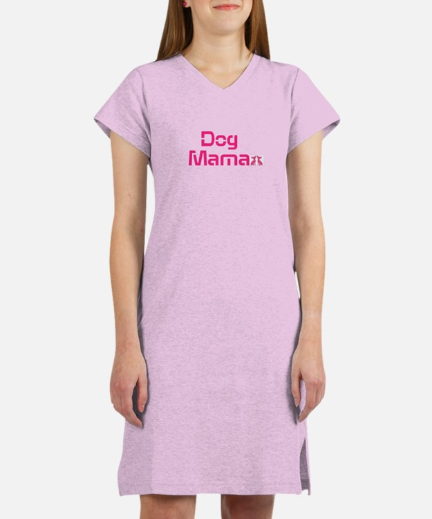 Cute Dog nightshirts Women's Nightshirt
