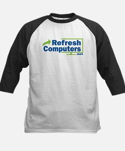 Refresh Computers Baseball Jersey