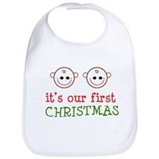 It's our first Christmas (twi Bib