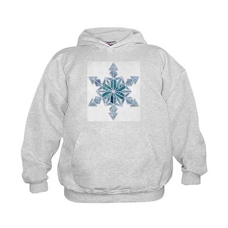 Snowflake Kids Hoodie