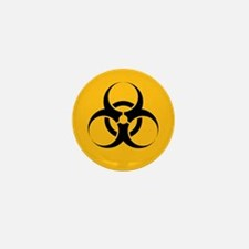 Biohazard Mini Button (10 pack)