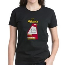 Atlanta_12x12_TheBigChicken_Yellow T-Shirt