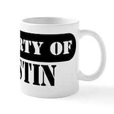 Property of Kristin Mug