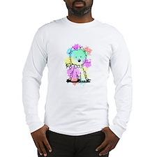 Snowcone Splash Westie Valentine Long Sleeve T-Shi