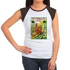 Emerald City of Oz Women's Cap Sleeve T-Shirt