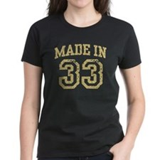 Made In 33 Tee