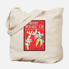 Dorothy and the Wizard in Oz Tote Bag