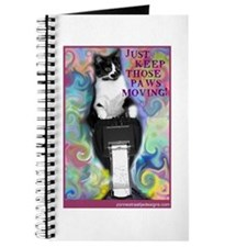 Move Those Paws Journal