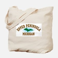 Upper Peninsula Tote Bag