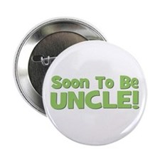 Soon To Be Uncle! Green Button